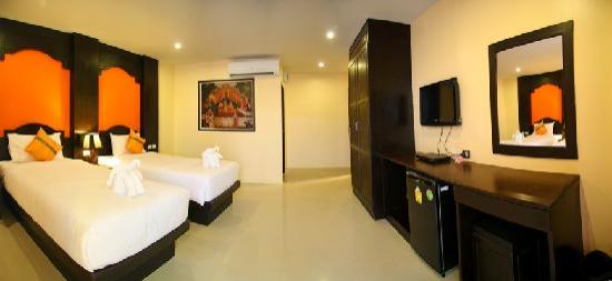 FunDee Boutique Hotel: Superior Twin Room 2