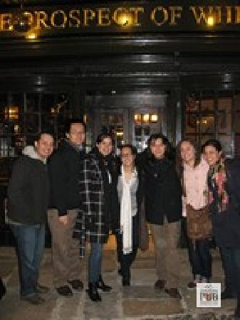 The London Pub Crawl Company