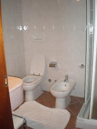 Hotel Plaza Padova: bathroom