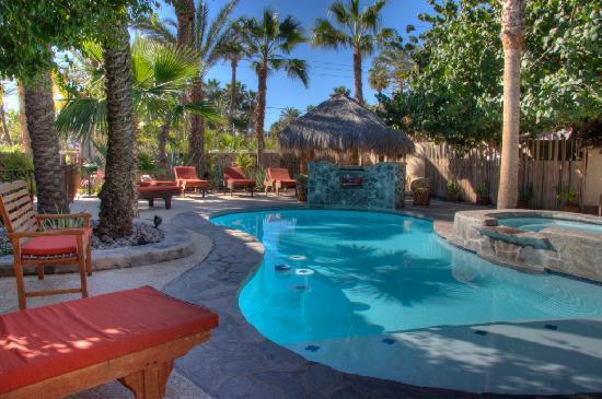 Las Cabanas de Loreto: Pool