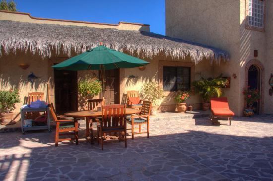 Las Cabanas de Loreto: Grounds