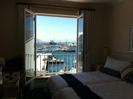 Simon's Town Quayside Hotel and Conference Centre: room view