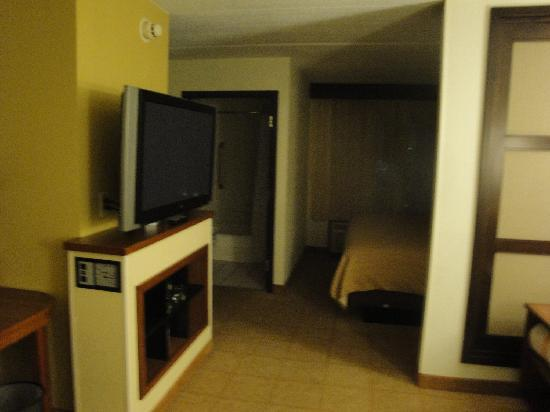 Hyatt Place Columbia: Huge room