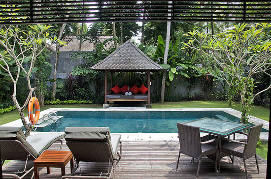 The Samaya Bali Ubud: Pool & Day bed