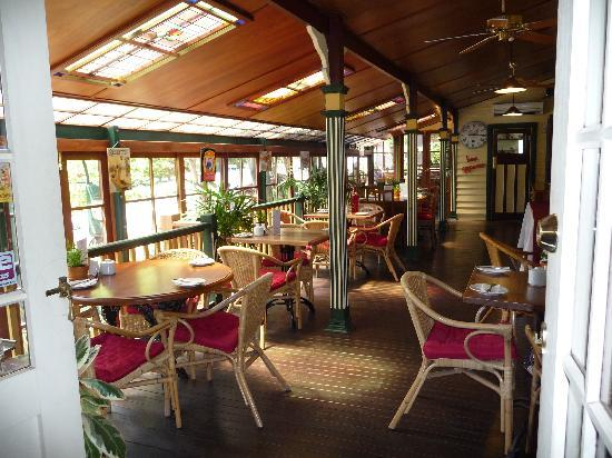 Bridgefield Guest House: Nathalie's Cuisine - Onsite restaurant