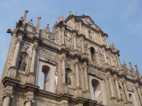 Ruins of St. Paul's: St Paul Ruin