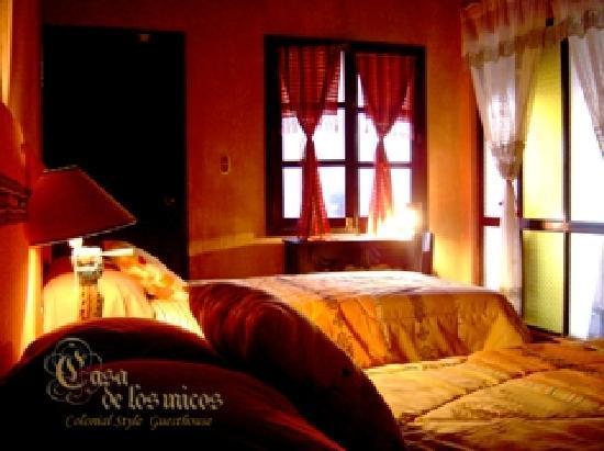 Casa de los Micos: Room 3