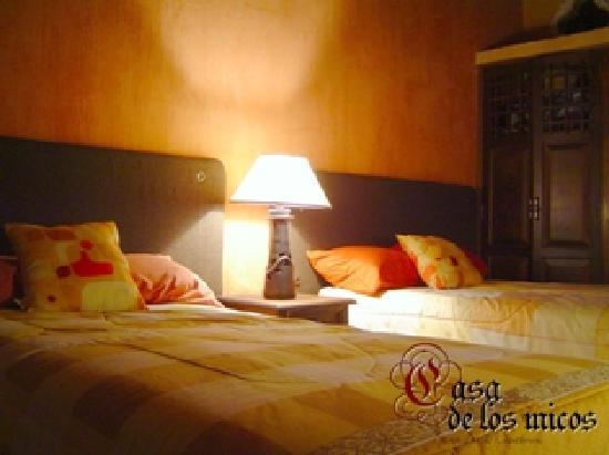 Casa de los Micos: Room 2