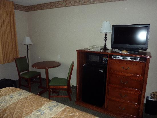 The Dalles Inn: Room 428