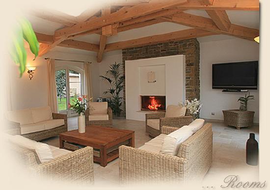 La Roque : guest house Provence