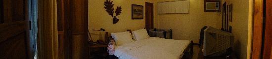 Amarela Resort: chambre