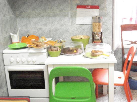 Tutto Tondo: dove mangiavamo a colazione!