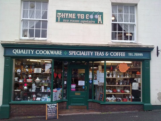 Thyme To Cook and Tearoom