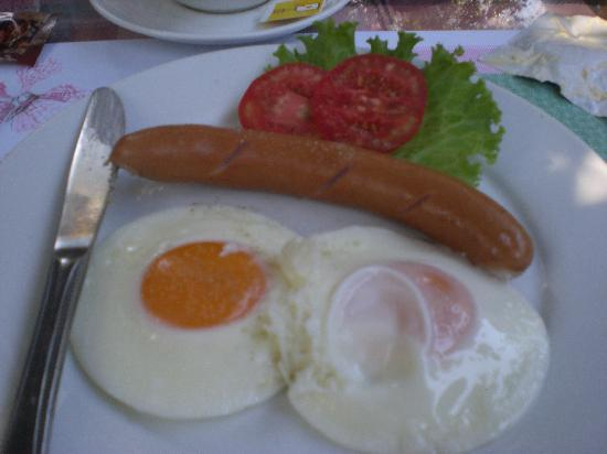 Suan Doi House Hotel & Resort: Breakfast
