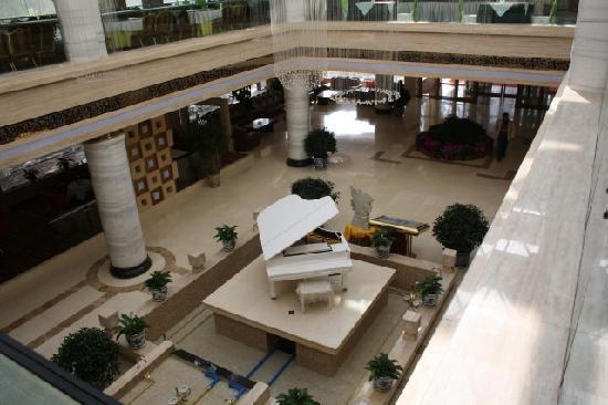 Jiayuguan Hotel: Lobby