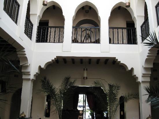 Riad Al Mendili Kasbah: la maison en riad