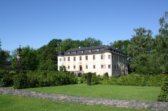 Chateau Trebesice: Il castello di Trebesice