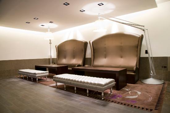 Marivaux Hotel: Reception Lounge