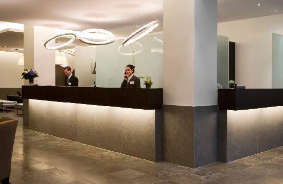 Marivaux Hotel: Reception
