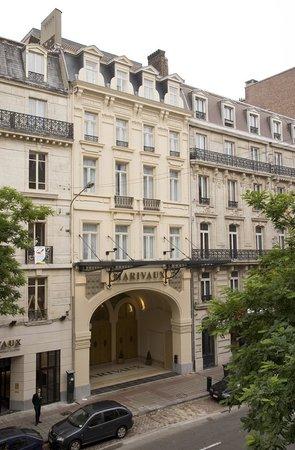 Marivaux Hotel: Facade Marivaux