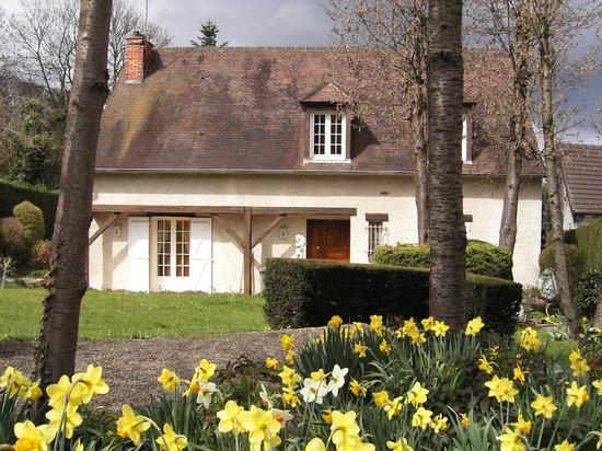 Domaine des aquarelles domont for Hotel domont