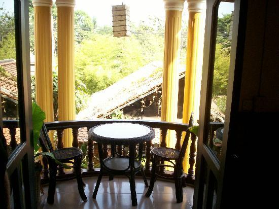 Angkor Dream Villa: 1st Floor Balcony