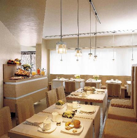 Methis Hotel: Sala Colazione