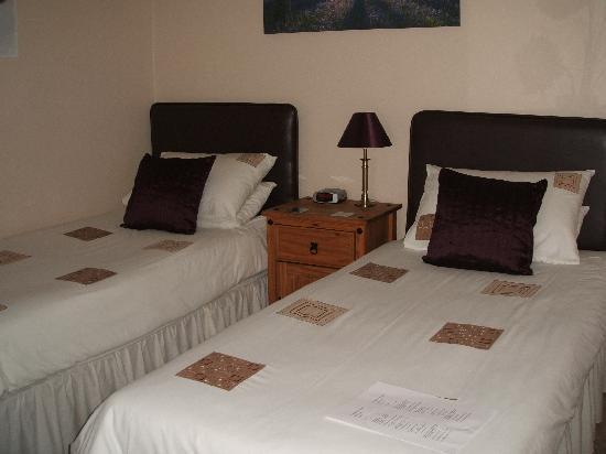Swinside Farmhouse: our room