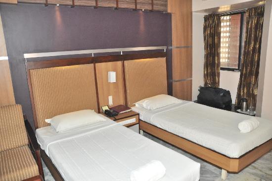 Madurai Residency: Standard a/c room view 1