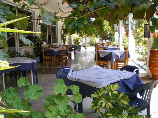 Vavilas Fish Taverna: The Restaurant