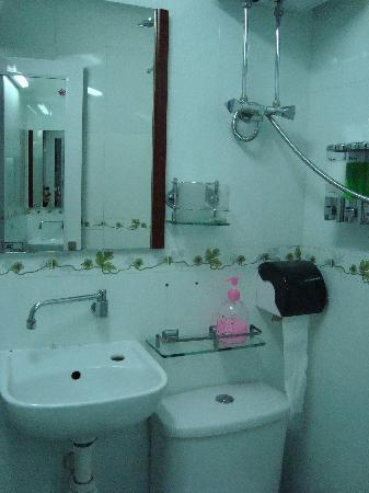 Guangdong Guest House: Bathroom