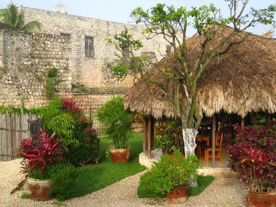 Taberna de los Frailes : Palapa and Convent