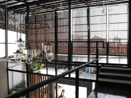 The Album Loft at Nanai Road: Living Area (Mezzanine)