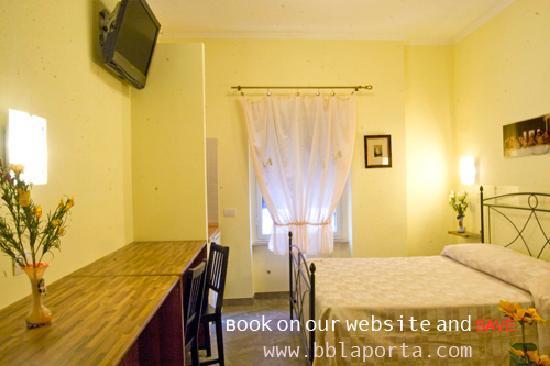 Bed And Breakfast La Porta: La Porta B&B - Roma www.bblaporta.com
