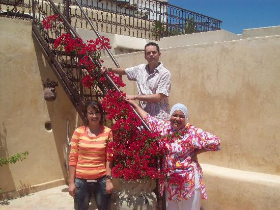 Riad Boujloud: L'équipe