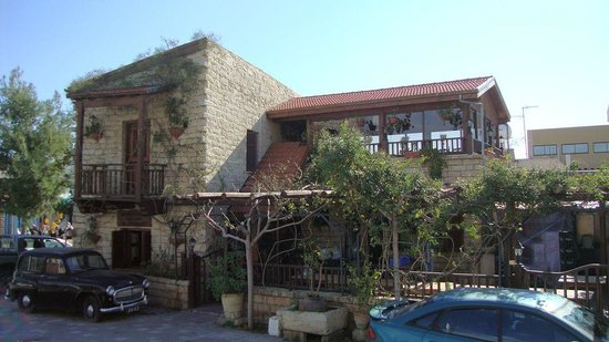'MESA YITONIA' FAMILY TAVERN: Mesa Yitonia Tavern, Limassol
