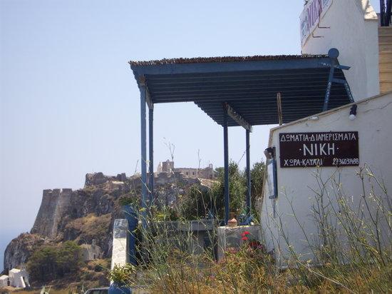 Niki Rooms Apartments: Niki Rooms in Chora