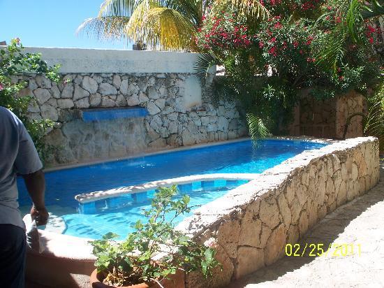 Hotel el Moro: pool- small but pretty