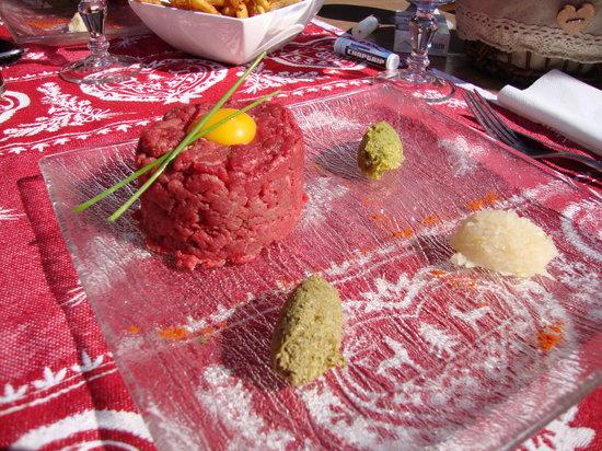 La Corniche : Steak Tartare