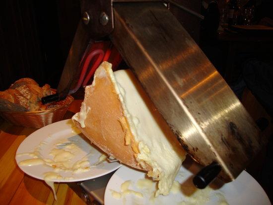 La Casserole : raclette