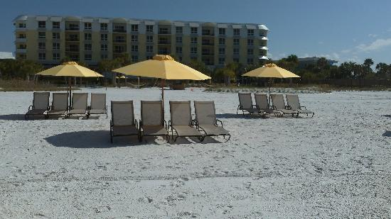 Hyatt Residence Club Sarasota, Siesta Key Beach: GREAT BEACH!