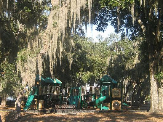 Trimble Park: Playground