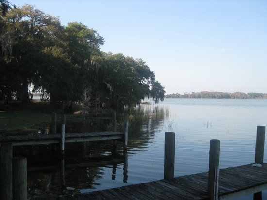 Mount Dora, Floride : Small dock