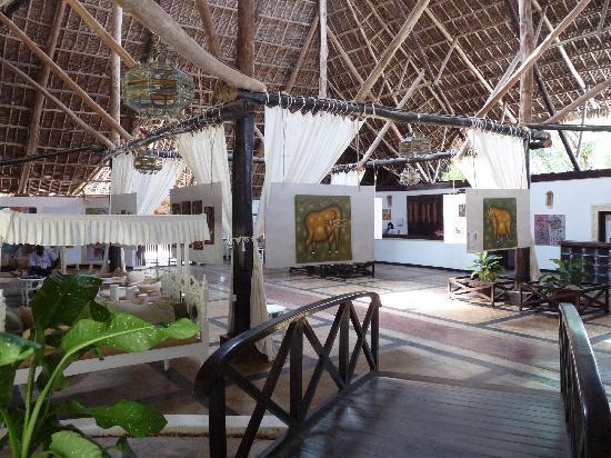 Sandies Coconut Village : ingresso/receptions villaggio