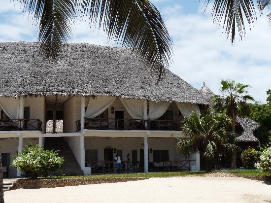 Sandies Coconut Village : camere con vista mare