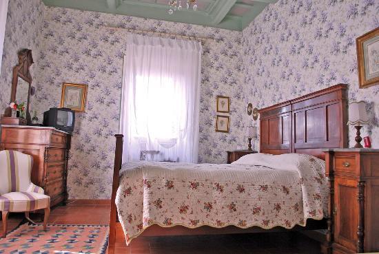 Villa Farinella: Camera lilla