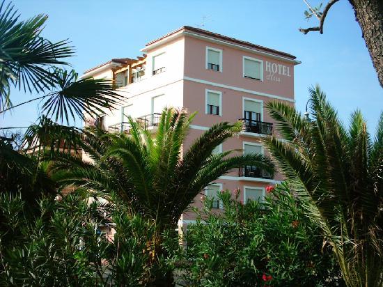Porto San Giorgio, Italy: foto hotel Rosa Meublé