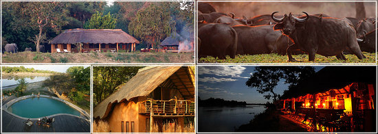 Track and Trail River Camp : Track & Trail River Camp, Mfuwe