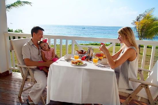 Club Med Punta Cana: Fine dining, with a view!