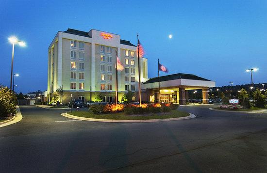 Hampton Inn Dulles-Cascades: Hampton Inn Dulles/Cascades